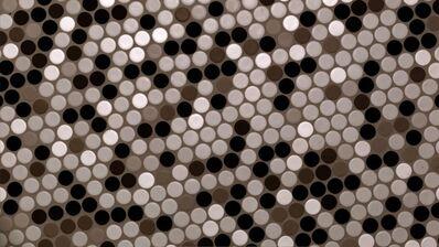 Noah Klersfeld, 'Percussive Lights with Bathroom Floor #10', 2014