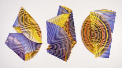 Peter Monaghan, 'Three Folds', 2020