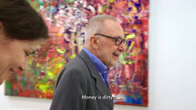 """Kenny Schachter, '""""Money is Dirty""""', 2019"""