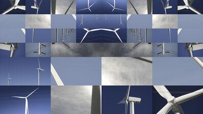 Mark Chen, 'Wind Turbine Abstract #1', 2019