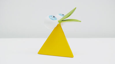 Richard Di Rosa, 'Poussin jaune1', 2019