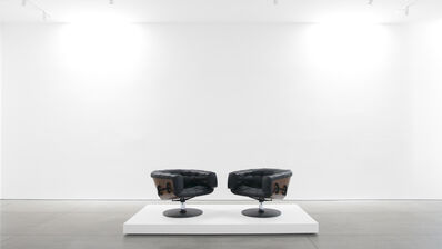 Martin Grierson, 'The London Chairs', ca. 1962