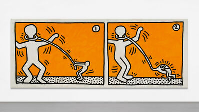 Keith Haring, 'Untitled', October 31 1984