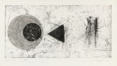 James Rosenquist, 'Rinse, Astronomical Black Board', 1978