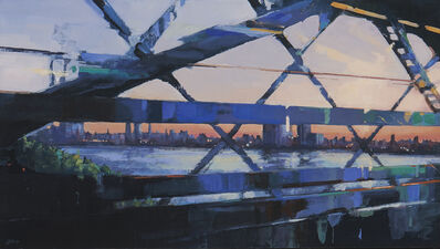 Jeff Bellerose, 'Sky Lines', 2017