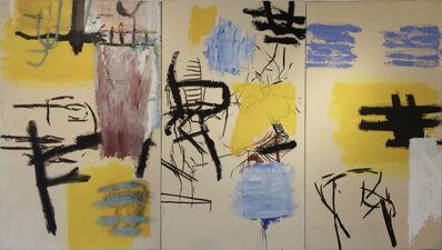 Monique Frydman, 'Triptyque', 1987