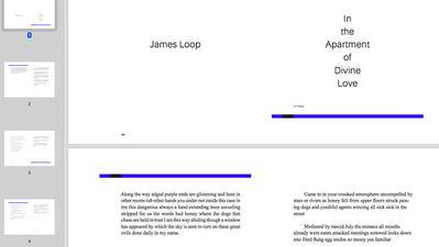 James Loop, 'In the Apartment of Divine Love', 2-2017