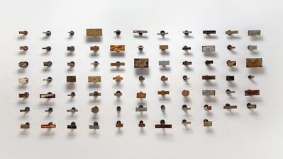 Dalila Gonçalves, 'Backgrounds', 2015