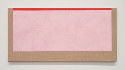Sharon Brant, 'Pink and Red II', 2017