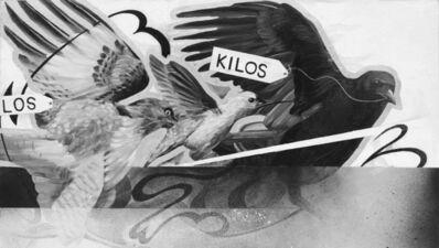 Abel Alejandre, 'Los Kilos', 2016