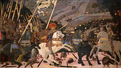 Paolo Uccello, 'The Battle of San Romano', 1438-1440