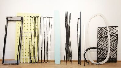 Luis Úrculo, 'Waiting Room', 2014
