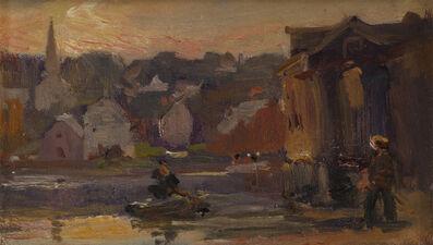 Colin Campbell Cooper, 'Fishing Scene', Late 19th century
