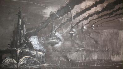 José Bedia, 'Cumpliendo un Destino Inexorable', 2010