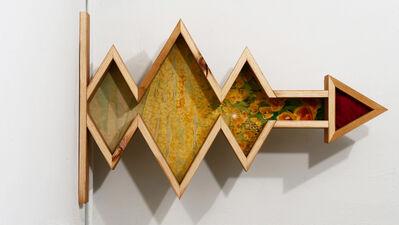 Alison Pebworth, 'Untitled 11, Small Wall Installation', 2018