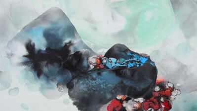 Lavinia Yu Lanying 虞蘭因, 'The Ink Soul 墨魂 #1916 ', 2019