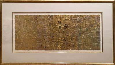 Matt Gonzalez, 'I formed the holder of gold, as you', 2016