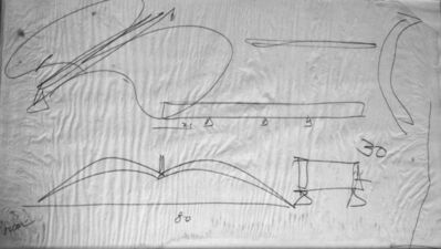 Oscar Niemeyer, 'Argel University', 1980