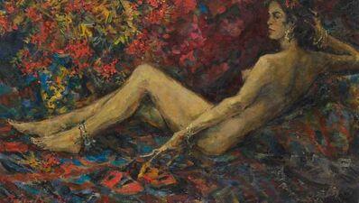 Sergei Chepik, 'Small Odalisque', 1995