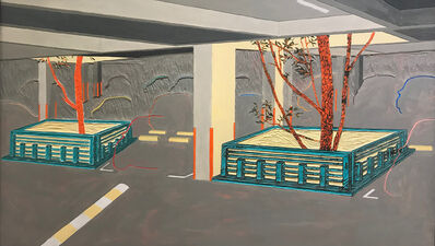 Jacey Lim Jia Qi, 'Grids', 2019