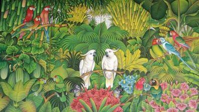 Gusti Ketut Selamet, 'Bird Tree', 2021