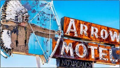 Gary Hodson, 'Arrow Motel ', 2016