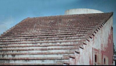 Peter Welz, 'Staircase | Casa Malaparte', 2014