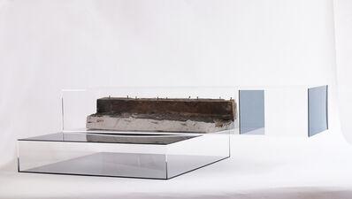 Jorge Pedro Núñez, 'Smoked Suiseki (Landscape)', 2015