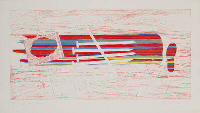 James Rosenquist, 'For Gene Swenson (State I)', 1978