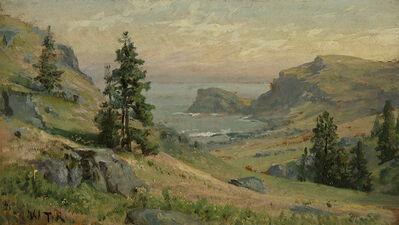William Trost Richards, 'Monhegan Island, Maine', Date Unknown
