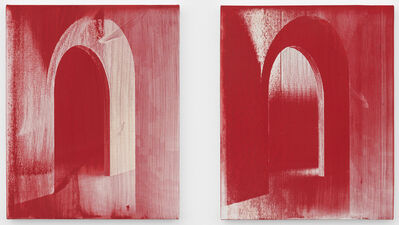 Dean Levin, 'Untitled (diptych)', 2017