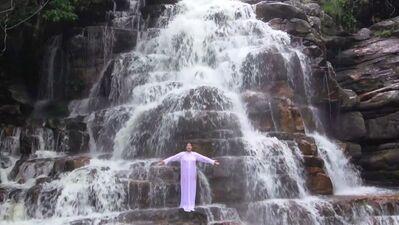 Marina Abramović, 'Places of Power, Waterfall', 2013