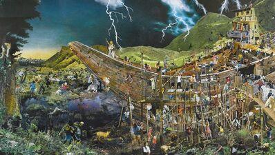 David Mach, 'Noah's Ark', 2011