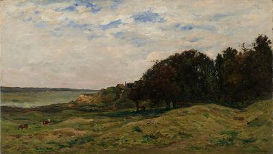 Charles François Daubigny, 'Villerville', ca. 1874