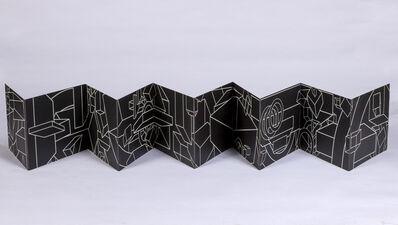 Al Held, 'Mark's Maze', 1990