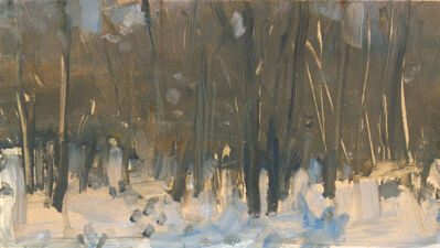 Thomas McNickle, 'MELTING SNOW', 2013