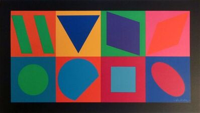 Victor Vasarely, 'No title', 1970
