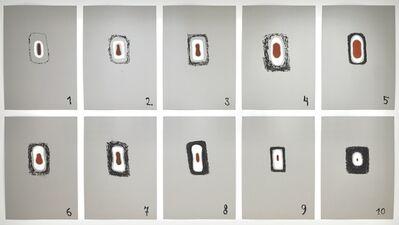Anya Zholud, 'Period Series 1-10', 2019