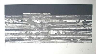 James Rosenquist, 'Window Washer Glass House: 2 State', 1978