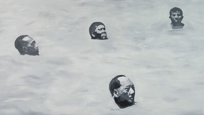 Babak Golkar, 'Drifters (Mao)', 2018