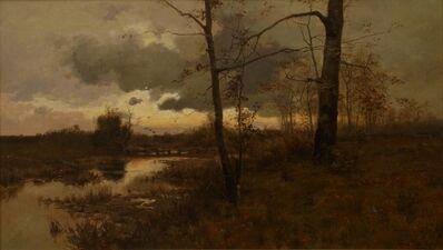 Frederick Kost, 'Autumn', ca. 1900