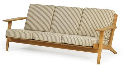 Hans Jørgensen Wegner, 'Paddle Arm sofa (GE 290/3), Denmark', 1960s