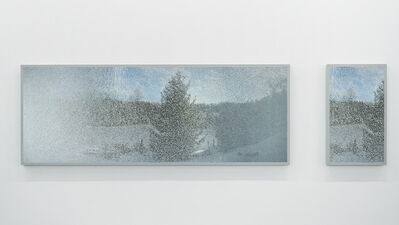 Scott McFarland, 'Shattered Glass, Cloudy Periods', 2016