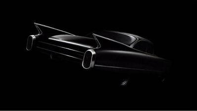 Robert Longo, 'Robert Longo, Cadillac ', 2012