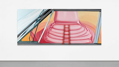 James Rosenquist, 'Highway Temple', 1979