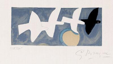 Georges Braque, 'Quatre Oiseaux', 1950