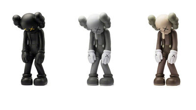 KAWS, 'Small Lie (Set of 3)', 2017