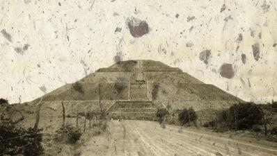 Cristina Kahlo, 'Lluvia de piedras sobre Teotihuacán', 2015