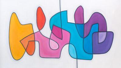 Mara Minuzzo, 'Composition No. 1917', 2019