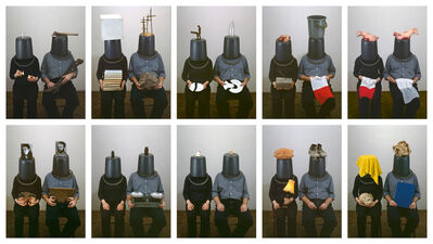 KwieKulik, 'Banana and Pome-grenade', 1986